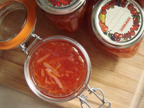 Florida Blood Orange Meyer Lemon Marmalade
