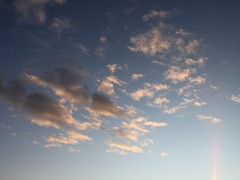 Scattered-Dark-Clouds_Ray-of-Light_Sunset__64031
