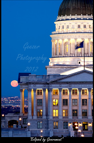 architecture eclipse capitol government lunar hdr utahstatecapitol astreet wyominggeezer geezerphotography