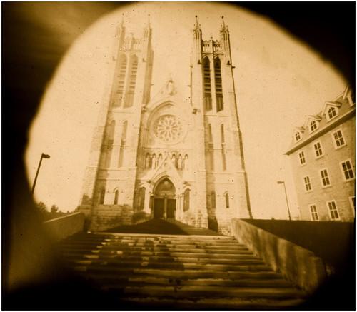 Church of Our Lady by felixtrio
