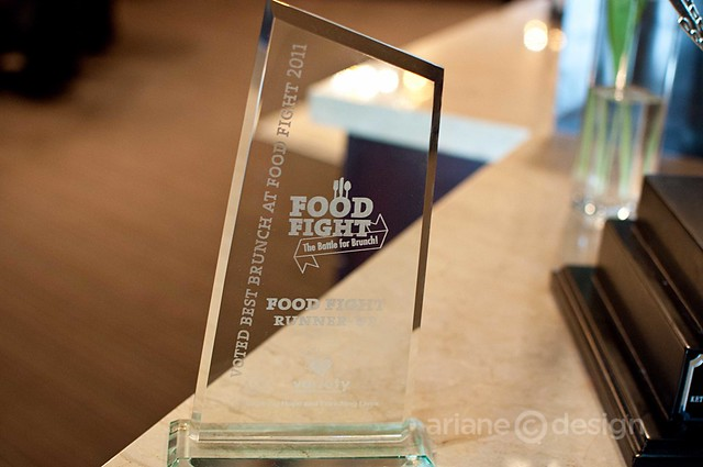 Food Fight award