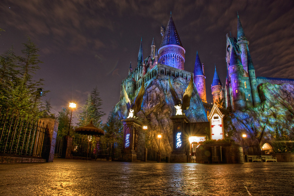 Wizarding World of Harry Potter: Hogwarts