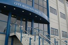City Aviation House, London City Airport (1)