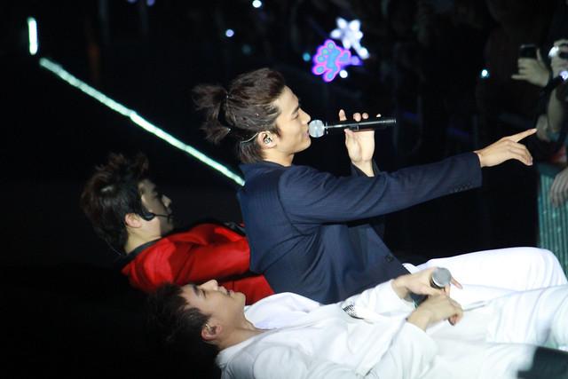 2PM - 2012 Hands Up Asia Tour - Hong Kong Wooyoung Taec Nichkhun