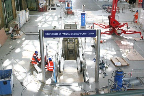 "The ""tidal escalator"""