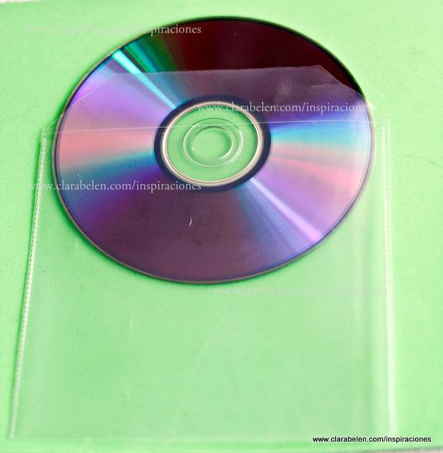 Manulaidades: Cómo hacer hacer un álbum de fotos con fundas de plástico de CD