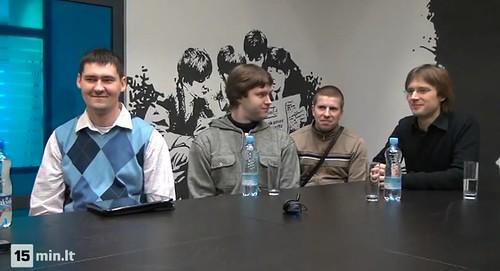 Piratai nori užgrobti valdžią Lietuvoje! (Video)