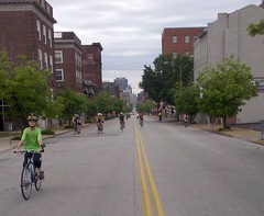 Bicycling in St. Louis