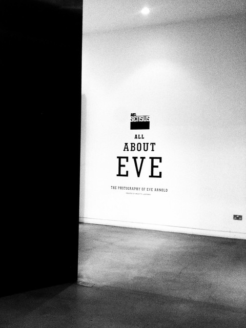 Header of All About Eve