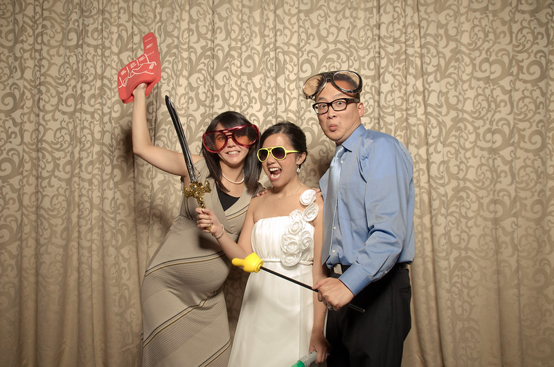 Steph + Derrick {Photobooth}
