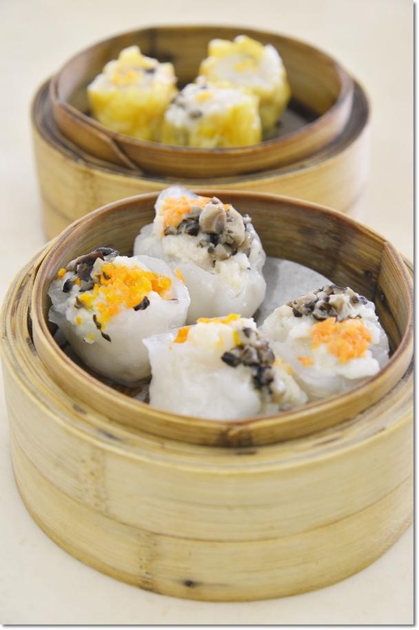 Seafood Dumplings