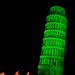 The Green Leaning Tower