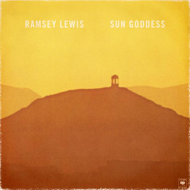 Ramsey Lewis - Sun Goddess redesign