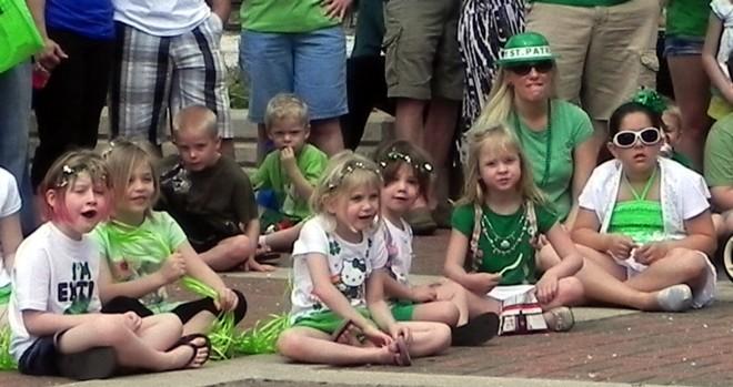 Cool Irish Kids?