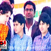 Kids join mother Priyanka Gandhi Vadra in Amethi (25)
