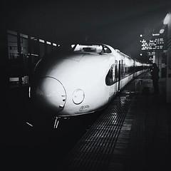 昔ながらの新幹線ー。何年かぶりに乗った!10年ぶり?笑