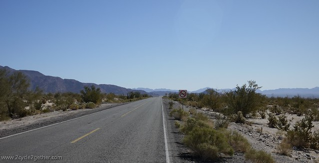 Hwy 3, Riding East through the desert, toward San Felipe