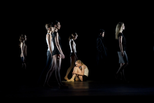 Artists of The Royal Ballet in Infra © Bill Cooper/ROH 2010