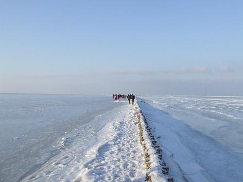 IJSwadlopen.nl Noordpolderzijl