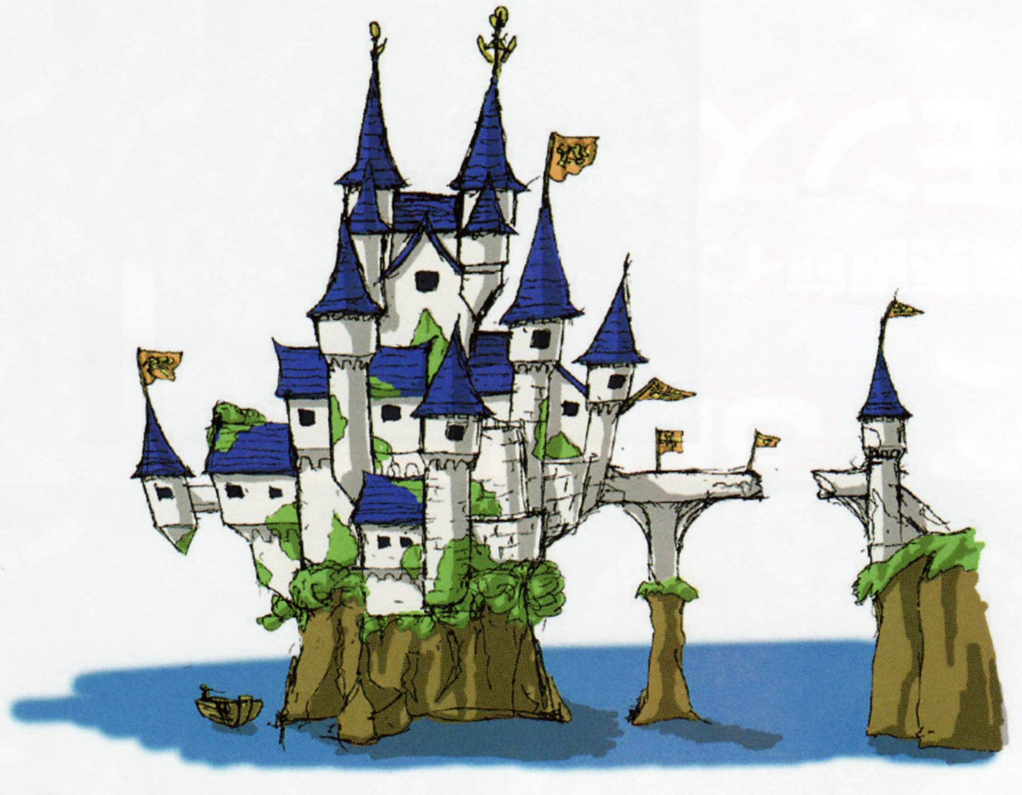 Legend of zelda: hyrule castle wow! (minecraft build) [hd][ger.