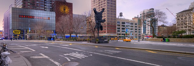 Union Square Panorama 1