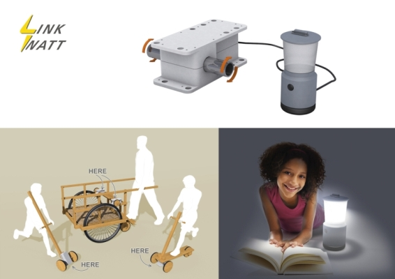 アソビの力を電気に変える小型「遊力」発電機LinkWatt_01