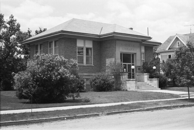 Carnegie Library, Armour, SD