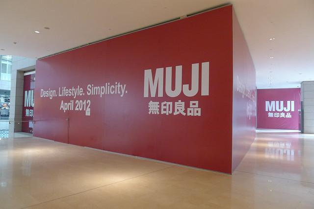 MUJI Is Coming To Pavilion, Kuala Lumpur