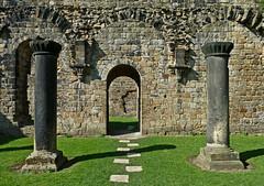 Kirkstall Abbey by Tim Green aka atoach
