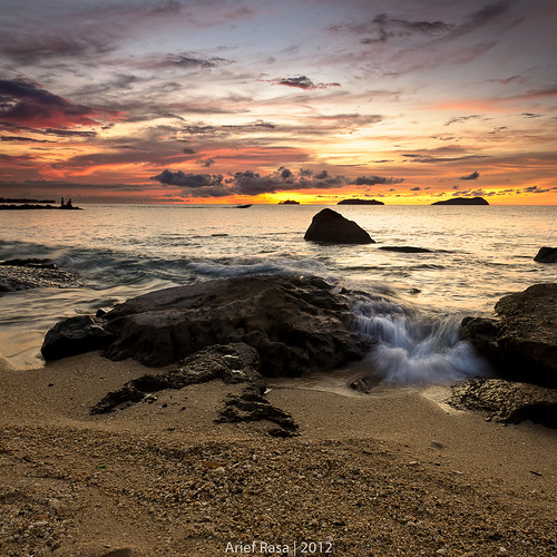 Just A Little Bit by Arief Rasa
