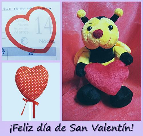 ¡Feliz día de San Valentín! by Sara (Cuka)