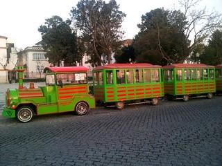 Faro road train
