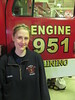 February Student of the Month - Samantha from Fire Service