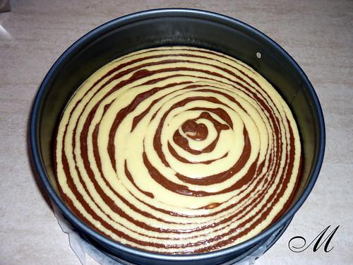 Zebra cake 2