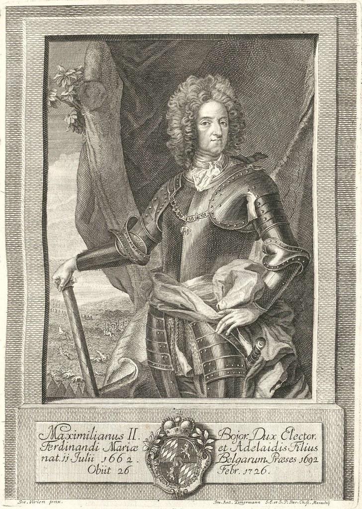 Maximilianus II 1726