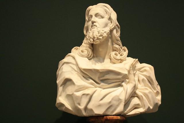 Bernini Jesus   Flickr - Photo Sharing!