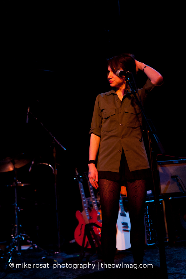 White Dress @ GAMH 2-15-12