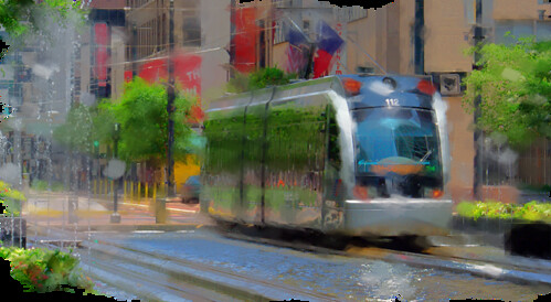 Today on the Lightrail by busboy4