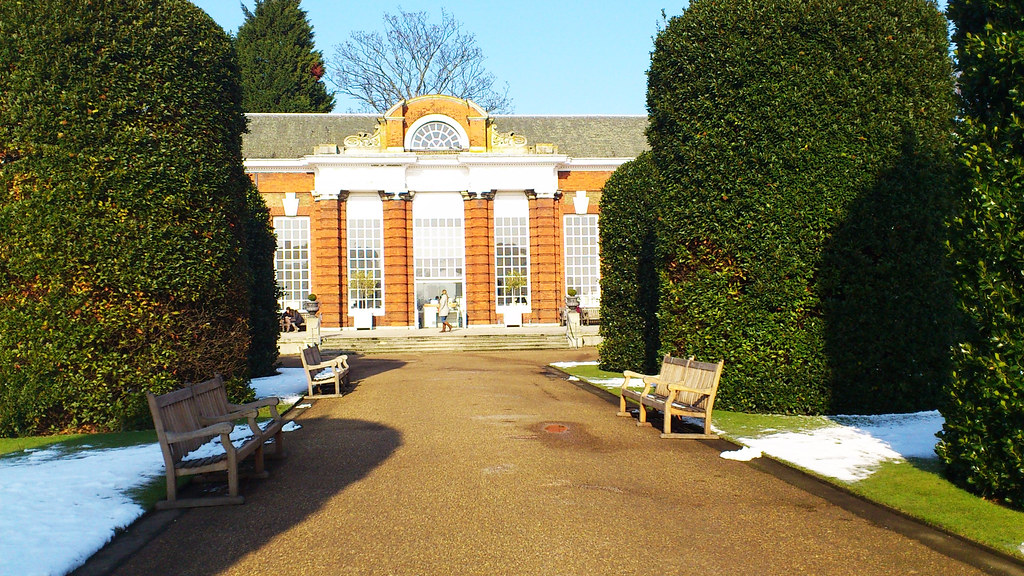 Kensington Palace Orangery FEB2012