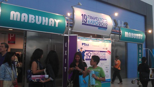 Travel expo 2012