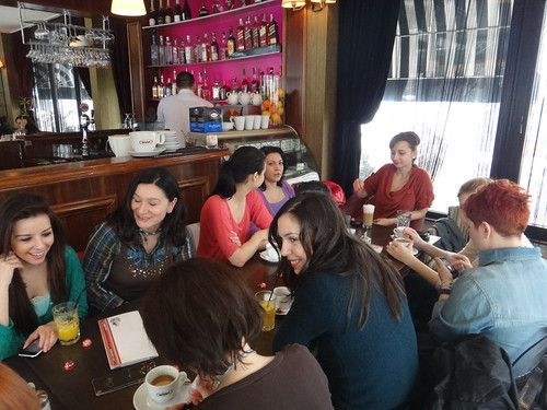 1st Ladies Brunch, 19.02.2012
