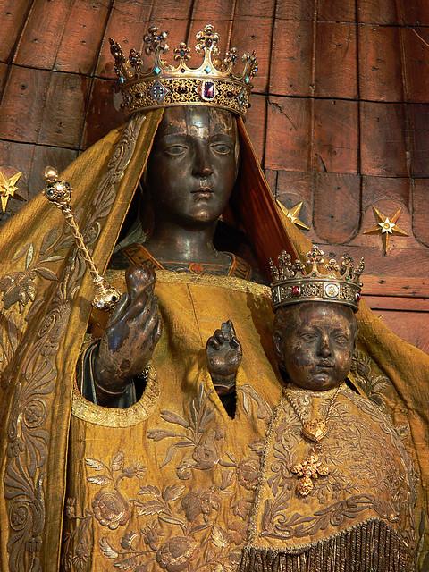 black madonna of chartres flickr photo sharing