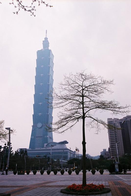 台北一日遊