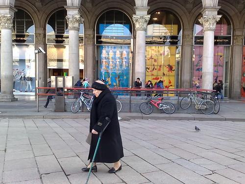 Una sciura de Milan by durishti