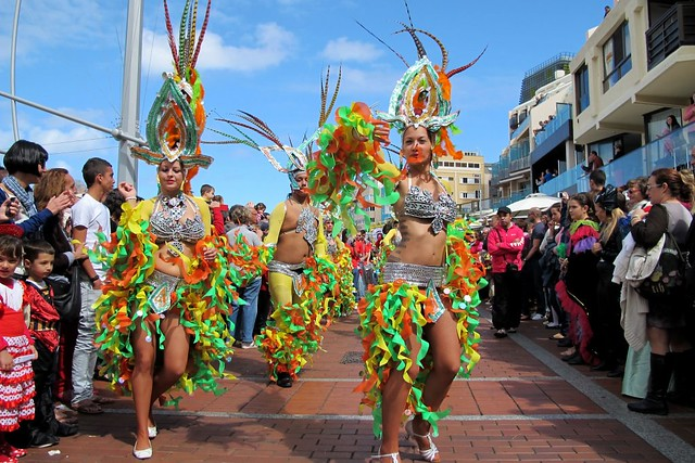 Carnival on Gran Canaria