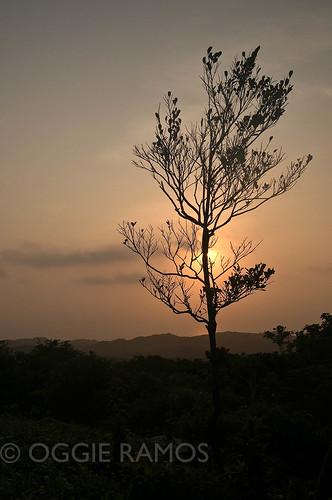 Batanes - Itbayat Karaboboan Sunrise Silhouette