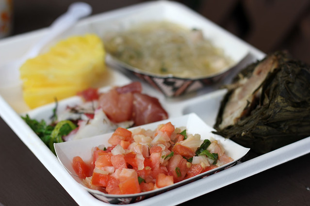 Traditional Hawaiian Food