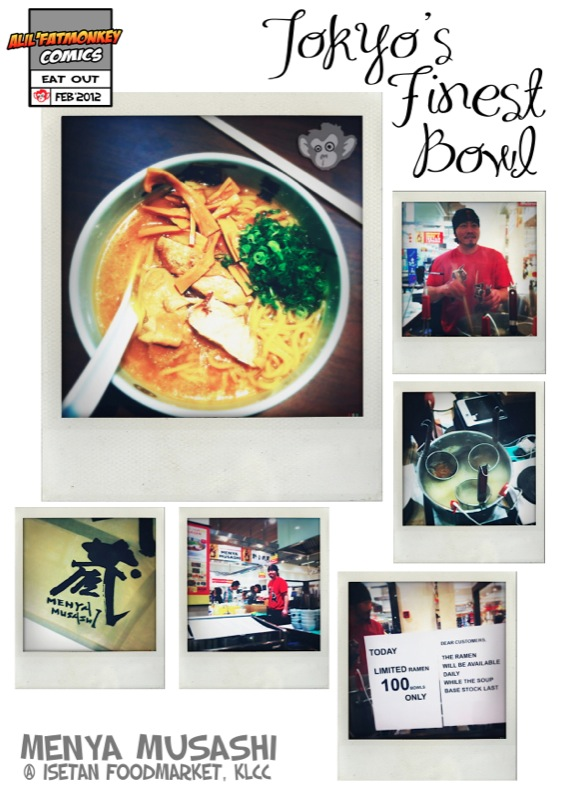MENYA MUSASHI: Famous Tokyo Ramen Chain in KL for Limited Time…Go ...