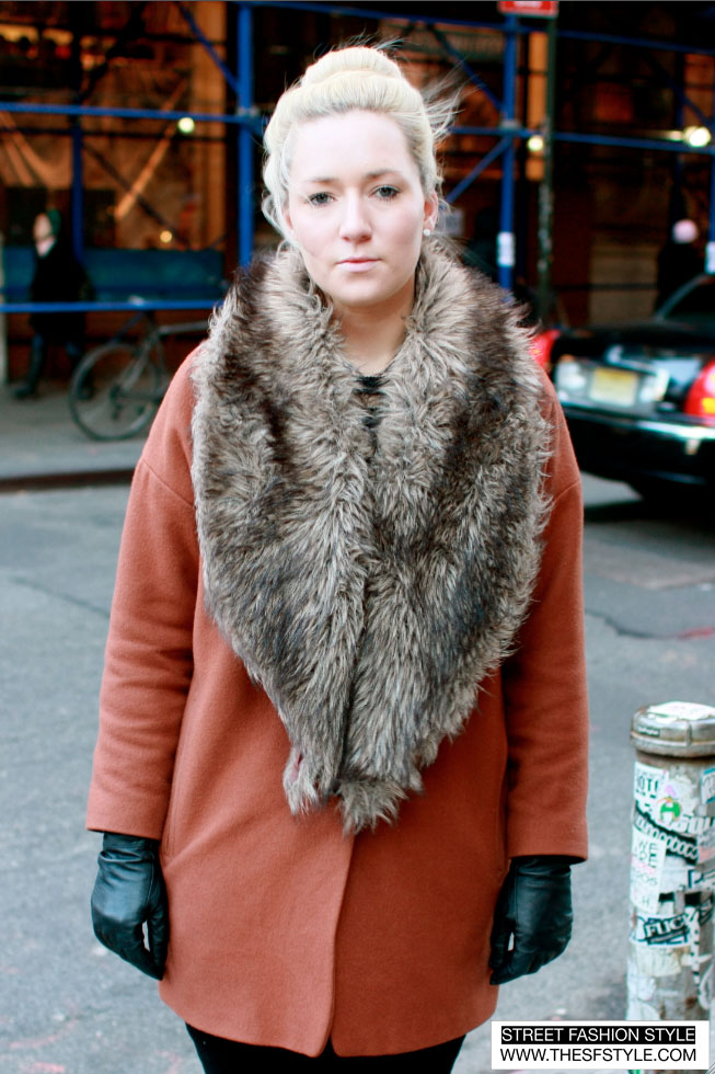 fur1 fur, street fashion style, nyc, new york,