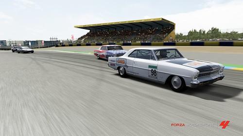 Virtual Motorsports Classic Series Race 2: Le Mans